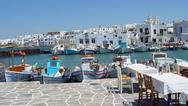 Πάρος: Αυξημένες κατά 20% σε σχέση με πέρυσι οι αφίξεις τουριστών στο νησί