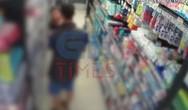 Κλέφτες άδειασαν ράφια σούπερ μάρκετ στη Θεσσαλονίκη (video)