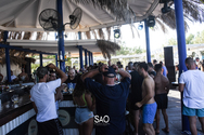 Mainstream Sundays at Sao Beach Bar 04-08-19 Part 2/3