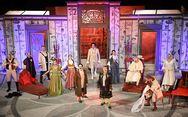 Εντυπωσίασε το Πατρινό κοινό η παράσταση 'Ο κατά φαντασίαν ασθενής'  (φωτο)