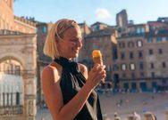 Τζώνυ Καλημέρης - Χριστίνα Κοντοβά: Ερωτευμένοι στην Ιταλία! (pics)