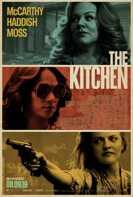 Προβολή Ταινίας 'The Kitchen' στην Odeon Entertainment