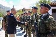 Επίσκεψη ΥΦΕΘΑ Αλκιβιάδη Στεφανή στην Καστοριά (φωτο)