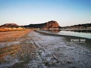Εντυπωσιακή άμπωτη στο Ναύπλιο (pics+video)