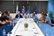 Αναβλήθηκε η επίσκεψη του υφυπουργού Λευτέρη Αυγενάκη στην Πάτρα