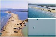 Διόνι - Η ακτή της Δυτικής Ελλάδας που έχει μπει στο χάρτη των Kitesurfers (video)