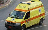 Πάτρα: Εργατικό ατύχημα στην οδό Κορυτσάς
