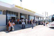Δεν πέφτει η κίνηση στο αεροδρόμιο του Αράξου - Τι δείχνουν μέχρι τώρα τα στοιχεία
