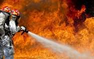 Πυρκαγιά εκδηλώθηκε στην Ελαφόνησο