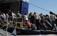 Χαμός στα λιμάνια ενόψει Δεκαπενταύγουστου