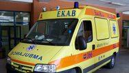 Πύργος: 25χρονος νοσηλεύεται σε σοβαρή κατάσταση μετά από τροχαίο