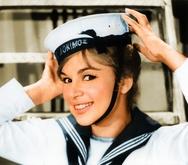 Η αδημοσίευτη φωτογραφία από τα γυρίσματα της ταινίας 'Η Αλίκη στο ναυτικό'