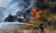 Ξέσπασαν 59 φωτιές σε ένα 24ωρο