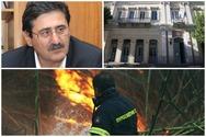 Πάτρα - Έκτακτη σύσκεψη στο Δημαρχείο, λόγω της κατάστασης συναγερμού για κίνδυνο πυρκαγιών