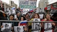 Ρωσία: Κινητοποίηση-ρεκόρ στη Μόσχα