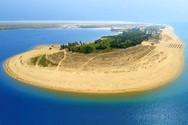 Κεραμωτή Καβάλας- Η αμμόγλωσσα που θυμίζει τροπικό νησί (video)