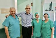 Άγγελος Τσιγκρής: 'Το Καραμανδάνειο πρέπει να αναβαθμιστεί σε πρότυπο Περιφερειακό παιδιατρικό νοσοκομείο'