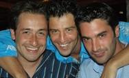 Γεωργαντάς, Ρουβάς και Παπακαλιάτης σε μία φωτογραφία του 2004!