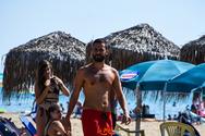 Manolaco at La Mer Beach Bar 10-08-19 Part 1/2
