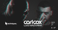 Techniques DAY 1 Carl Cox & Luigi Madonna at Gazi Music Hall