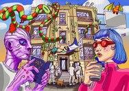 4ο Φεστιβάλ Εφαρμοσμένων Τεχνών στην πλατεία Αμερικής