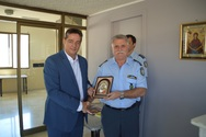 Πραγματοποιήθηκε η τελετή παράδοσης - ανάληψης καθηκόντων του Γενικού Περιφερειακού Αστυνομικού Διευθυντή Δυτικής Ελλάδας