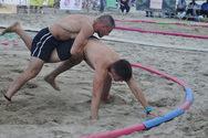 Αίσιοι οιωνοί στο Beach Wrestling για τους Παράκτιους Αγώνες της Πάτρας