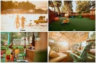 Σαμπρέλα - Ένα beach bar 'αυστηρά' για γονείς!