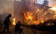 Εκτενή αναφορά από τα διεθνή ΜΜΕ για τη φωτιά στην Εύβοια