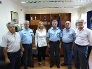 Η Ένωση Συνταξιούχων Αστυνομίας Πόλεων Πατρών και ΕΛ.ΑΣ. «Ο Άγιος Μηνάς», στη ΓΕ.Π.Α.Δ. Δυτικής Ελλάδας