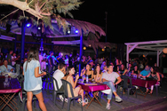 Άρης Βανταράκης & Μαρία Μητρούλια live στο Sao Beach Bar 14-08-19 Part 2/2