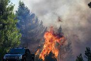 Στο έλεος των πυρκαγιών και την Πέμπτη η χώρα
