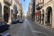 Πάτρα: Άδεια παραμένει η πόλη, έχουν φύγει όλοι