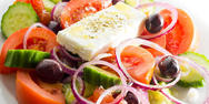 FAZ - Πλέκει το εγκώμιο της χωριάτικης σαλάτας