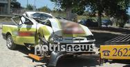 Ηλεία: Έκλεψε όχημα, τράκαρε και νοσηλεύεται στο νοσοκομείο