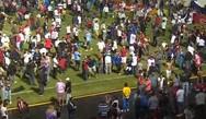 Άγρια επεισόδια για το ποδόσφαιρο στην Ονδούρα (video)