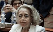 Βασιλική Θάνου: 'Δεν φεύγω από την Επιτροπή Ανταγωνισμού'