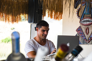 Dj Hiotis at Sandhill 18-08-19