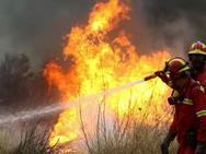 Η μεγάλη πυρκαγιά στο Ρέθυμνο ξεκίνησε από γαμήλιο γλέντι