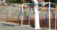 Παραλίγο τραγωδία στη Σπάρτη - Σιδερένιο τέρμα καταπλάκωσε 10χρονο