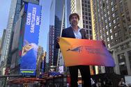 O Χαβιέ Μπαρδέμ σε εκστρατεία της Greenpeace