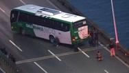 Τέλος στο θρίλερ με την ομηρία επιβατών λεωφορείου στο Ρίο ντε Τζανέιρο