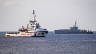 Ιταλία - Η εισαγγελία διέταξε την αποβίβαση των μεταναστών του Open arms στην Λαμπεντούζα