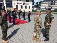 Επίσημη Επίσκεψη Αρχηγού ΓΕΣ στην Έδρα των Στρατιωτικών Δυνάμεων των ΗΠΑ