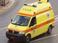 Αχαΐα: Τροχαίο ατύχημα με τραυματισμό στο Δρέπανο