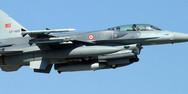 F-16 πέταξαν πάνω από Φαρμακονήσι και Αγαθονήσι