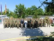 Επίσκεψη ΥΦΕΘΑ Αλκιβιάδη Στεφανή στο Κοσσυφοπέδιο