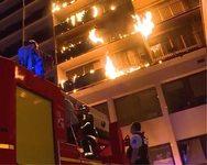 Παρίσι: Φωτιά σε νοσοκομείο