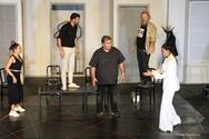 Η παράσταση 'Τοc Toc' σκόρπισε άφθονο γέλιο στο κοινό της Πάτρας! (pics)