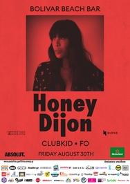 Honey Dijon at Bolivar Beach Bar